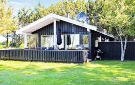 Maison pour 4 personnes à Saltum