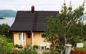 Maison pour 3 personnes à Stadlandet