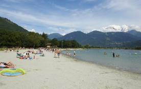 Camping Les Iles - Mh 2 Ch 6pers - 5 Adultes max + 1 Enfant (-14ans)