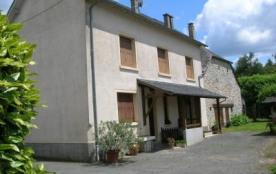 Gîte à la campagne (3 Epis) , Capacité 6 pers, Ste Féréole en Corrèze - Sainte Fereole