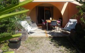 Superbe pavillon T2 Mezzanine, 4/5 couchages, situé à la Résidence Les Foulquines, Narbonne Plage...