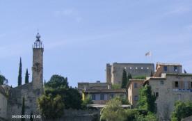 Loue maison dans Cité Médiévale