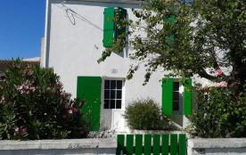 Maison traditionnelle 5 à 7 personnes à l'île d'Oléron