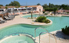 Camping Les Fontaines, 91 emplacements, 41 locatifs