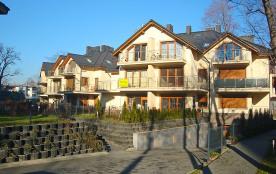 Appartement pour 2 personnes à Bielsko Biala