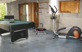 Salle de jeux et sport