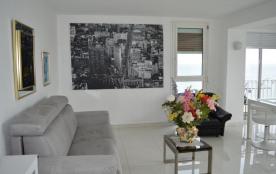 Résidence Le Belvédère - Appartement 2 pièces de 60 m² environ pour 4 personnes, proche des parki...