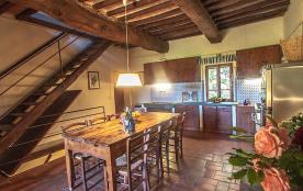 Maison pour 6 personnes à Ponsacco