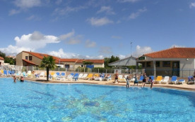 Camping Le Chaponnet - Mh Tropical 2ch 4/6pers