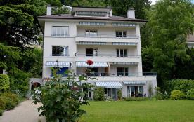Appartement pour 2 personnes à Montreux
