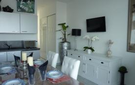 Lave vaisselle, télé, placard, meubles