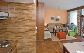 Appartement pour 3 personnes à Ossiach