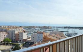 Cap d'Agde (34) - Quartier Centre Port - Résidenc