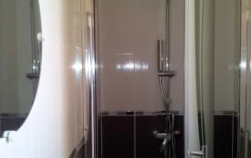 piéce d'eau cabine douche douche wc niveau 1