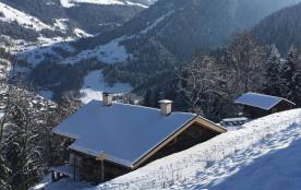 Chalet Alpage : accès piéton, raquettes et ski de rando
