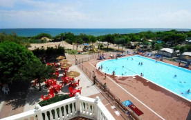 Camping Village Internazionale, 350 emplacements, 70 locatifs