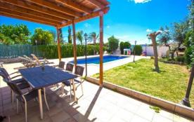 Villa Oasis à seulement 3 Km des plages de Costa Dorada!