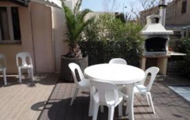 Très agréable appartement entièrement rénové 2 pièces 4 couchages en rez-de-jardin.