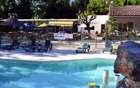 Camping Domaine de La Coronne - Mh Confort Plus 2ch 4/6pers + Terrasse Couverte