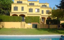 Villa 7-8 pers avec piscine