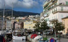 Appartement à Bastia en Haute-Corse dans quartier historique