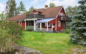Maison pour 5 personnes à Åseda