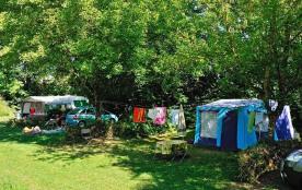 Flower Camping LES TERRASSES DU LAC, 121 emplacements, 55 locatifs