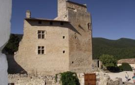 Maison en pierres de taille, au coeur d'un des plus beaux villages de France! - Le Poët Laval