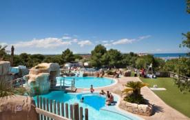 Camping Le Bois de Valmarie 5* - Sirène 2 - 2 chambres - 6 personnes dont 4 adultes maximum, bébé...