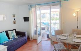 Appartement pour 2 personnes à Port Cogolin