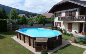 Appartement Rez de Jardin St Jorioz/ 9km Annecy