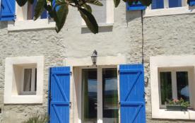Charmant gite entre Carcassonne et Toulouse. Très calme située fin d'un village avec commerce.