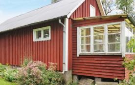 Maison pour 3 personnes à Ullared