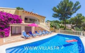 Villa AB Cier - Belle villa avec piscine privée, située dans le meilleur endroit entre Calpe et M...