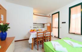 Appartement pour 3 personnes à Follonica