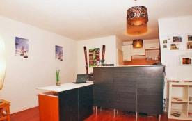 Appartement 2 pièces alcôve 4-6 personnes (T2bis)