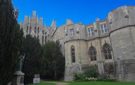 Appartement pour 2 personnes à Poitiers