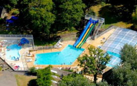Capfun - Camping Lodge, 274 emplacements, 24 locatifs