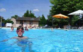 Camping du Breuil, 38 emplacements, 31 locatifs