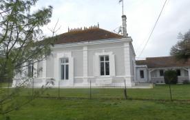 Maison de campagne proche océan, Bassin d'Arcachon , Médoc