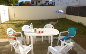 Allée des Goëlands, appartement 2 pièces de 45 m² environ pour 5 personnes situé à 200 m de la pl...