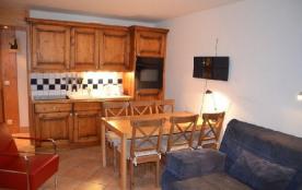 Appartement 2 pièces cabine 4 personnes