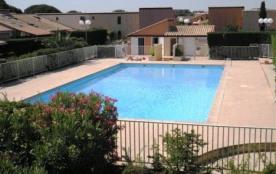 Gruissan (11) - Secteur grazel - Résidence les Amandines - Appartement studio cabine de 17 m² env...