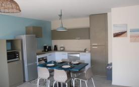 Appartement pour 3 personnes à Vieux-Boucau