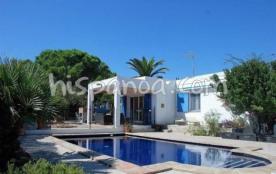 location de vacances à Ametlla proche mer avec piscine sécurisée |acap