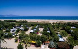 Camping Aquarius, 450 emplacements, 7 locatifs