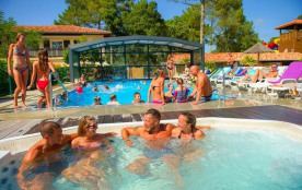 Capfun - Camping Sud Land, 100 emplacements, 70 locatifs