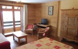 Appartement 2 pièces coin montagne 6 personnes (012)