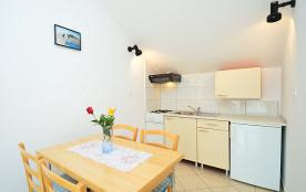 Appartement pour 2 personnes à Vodice/Tribunj
