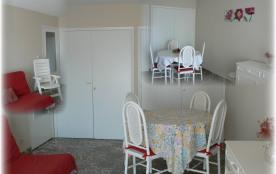 Menton, agréable T2  à 300 m de la mer, avec terrasse et garage.